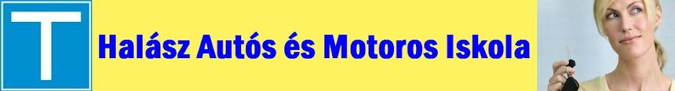 Halász Autós és Motoros Iskola