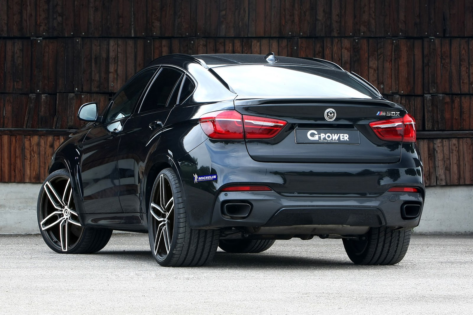G Power Finds Bmw X6 M50d S Sweet Spot With 455 Diesel Fueled Horses Carscoops
