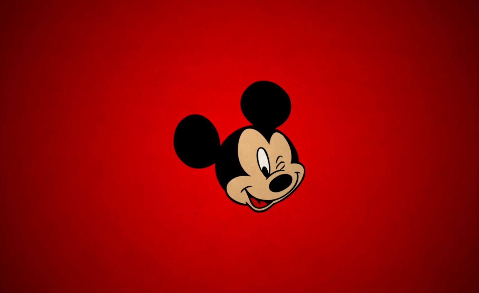 mickey mouse red hd | wallpaper background hd