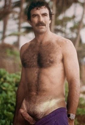 Tom Selleck Nude