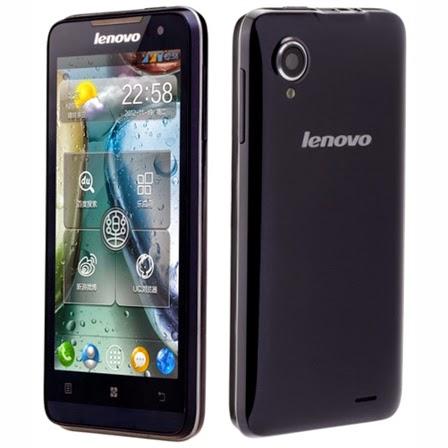 Spesifikasi Hp Lenovo P 770 - Black