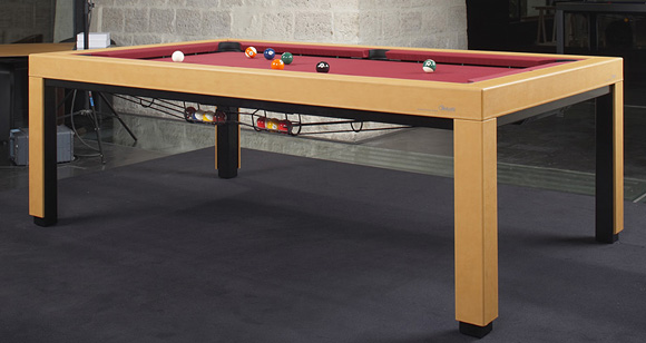 billiard tables and pool tables from chevillotte since 1860 the convertible pool table. Black Bedroom Furniture Sets. Home Design Ideas