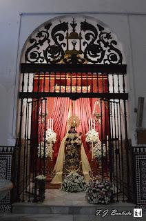 Virgen del Carmen de San Gil
