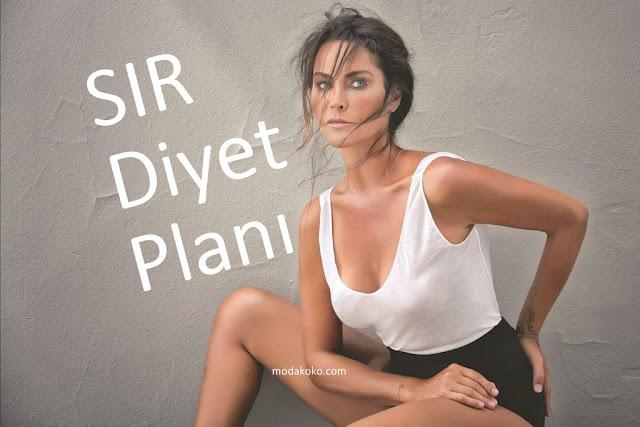 Hülya Avşar'ın Sır Diyet Planı