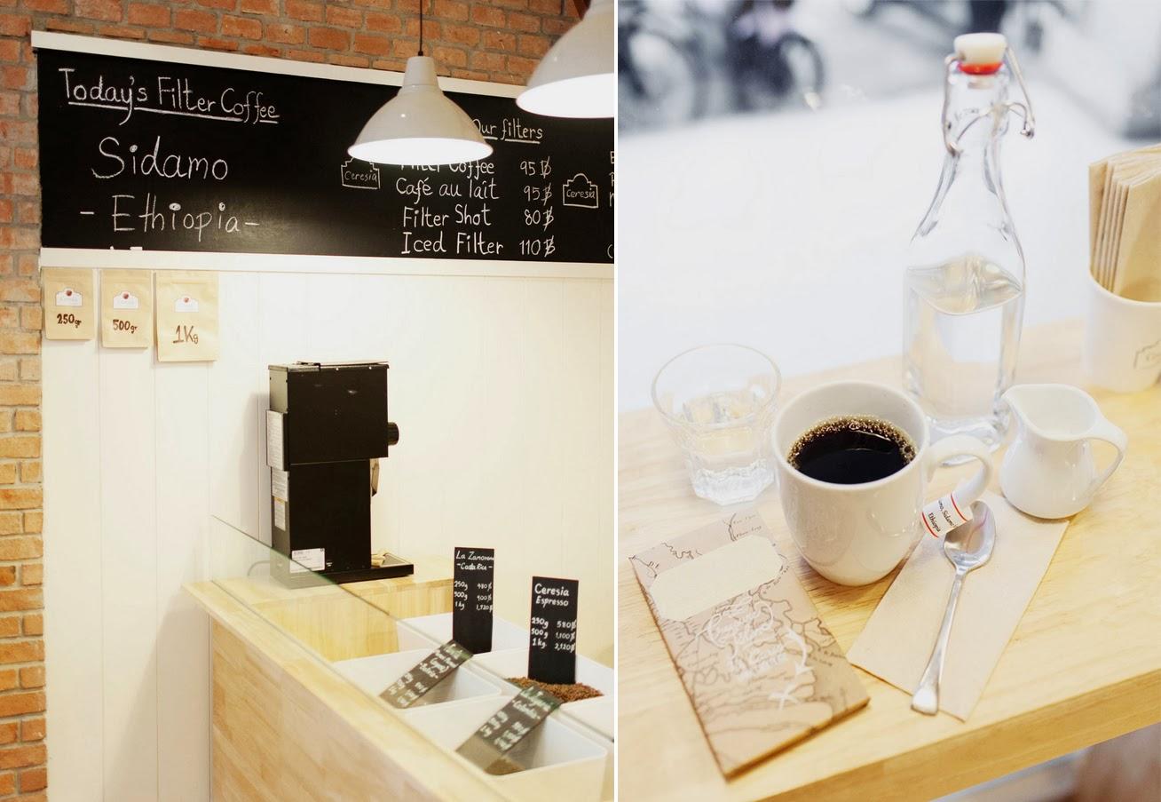 Bangkok Ceresia Coffee Roasters by Dara Muscat