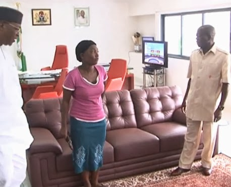governor oshiomhole apology video
