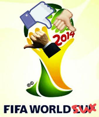 #58, ВКонтакте выиграл Бразилию у Facebook7:1