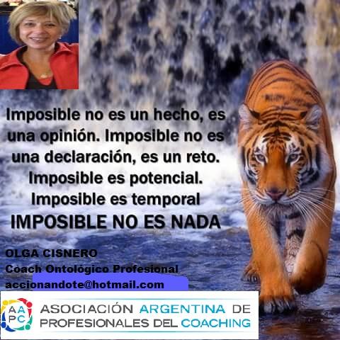 Imposible no existe!!