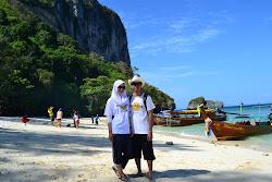 Krabi, Thailand - Feb 2012