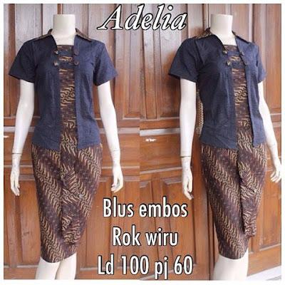 Kebaya Adelia Kbw-239