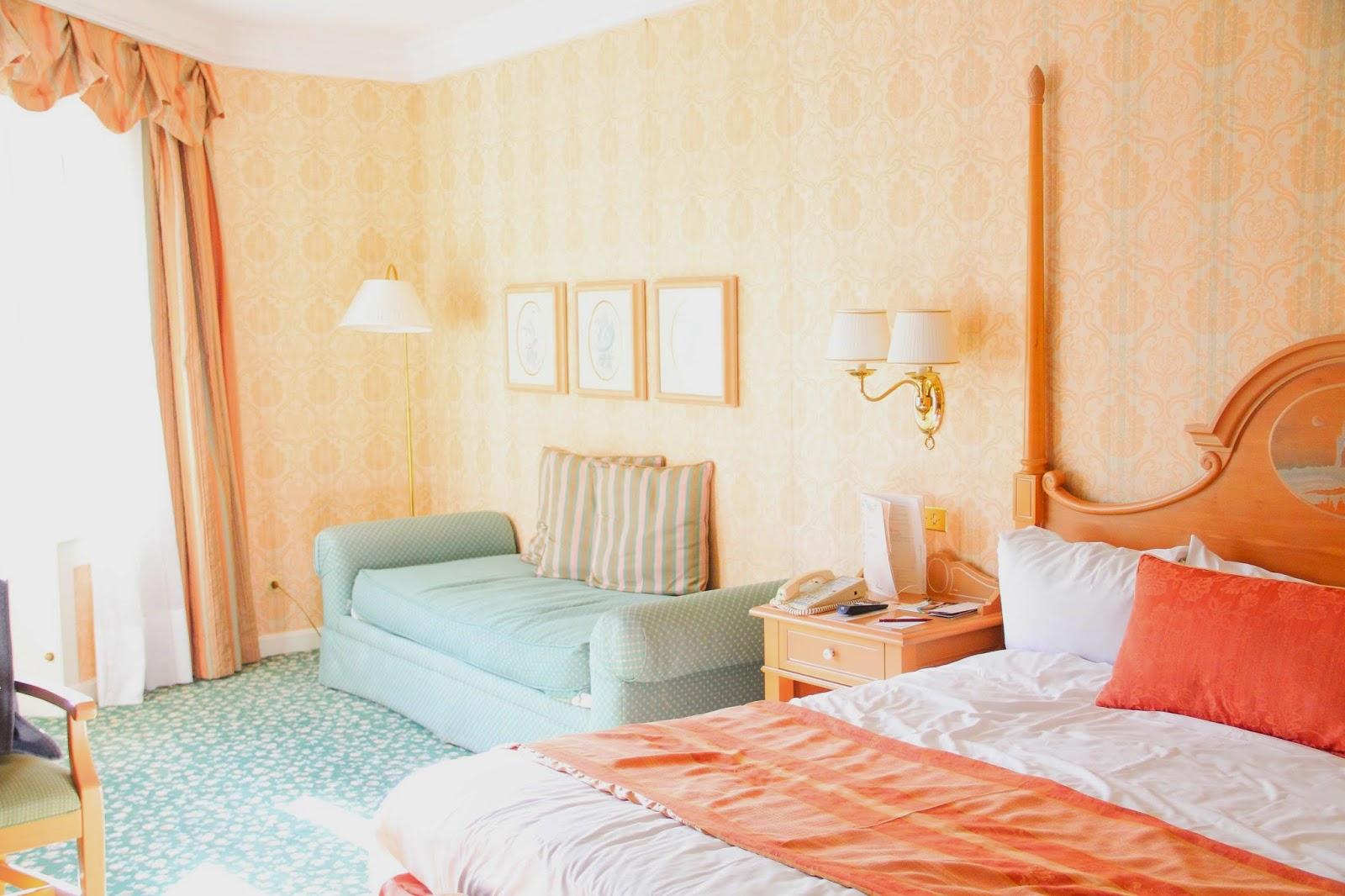 Chambre, luxe, hôtel