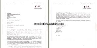 Isi Surat FIFA untuk PSSI tentang Sanksi Pembekuan Indonesia