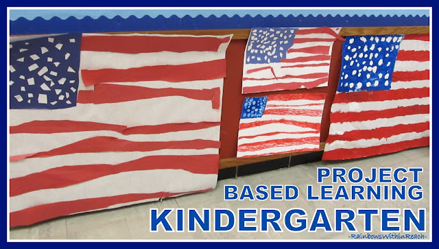 photo of: Project Based Learning in Kindergarten via RainbowsWithinReach