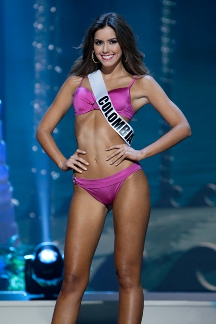 Welcome to Sammy Naija Blog: Miss Colombia Ariadna ...