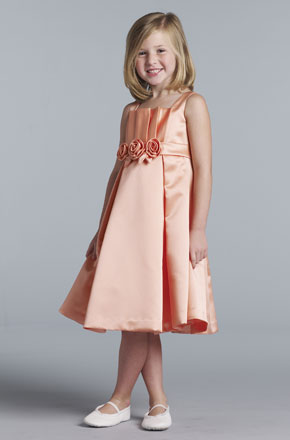 Modelos de vestidos de ninas para matrimonio