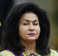 Semah bini Najib, Rosmah Mansor