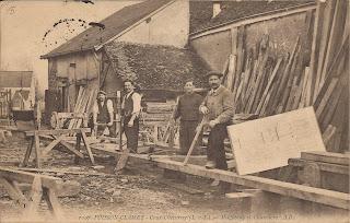 Poisson et Clamet - Charpentier Couvreur - Cour-Cheverny