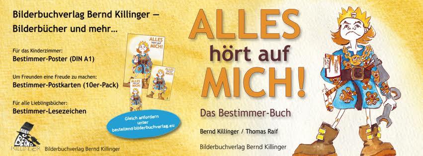 Bilderbuchverlag Bernd Killinger - Bilderbücher und mehr...