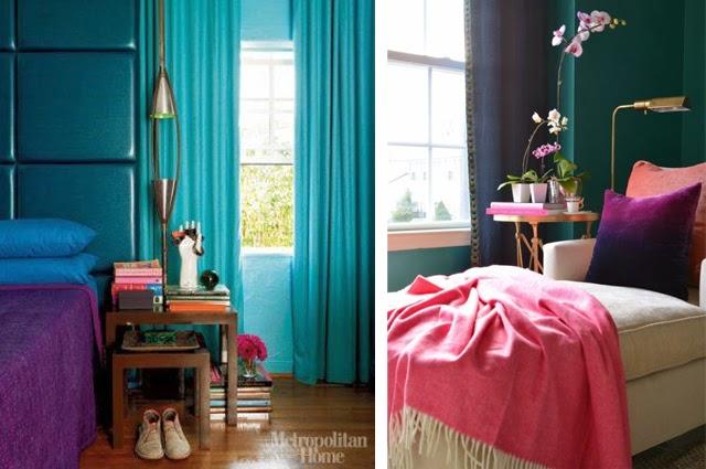 Awesome chambre couleur vert canard pictures - Deco chambre bleu canard ...