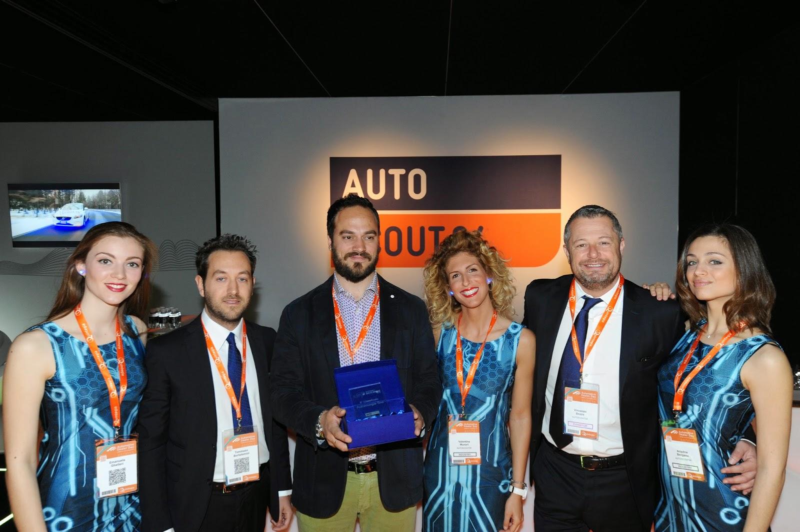Internet Sales Award 2015