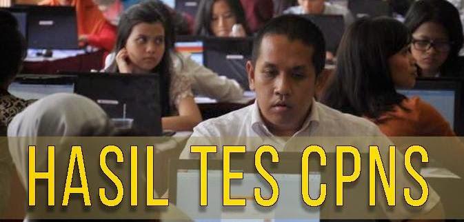 Pengumuman Hasil Tes CPNS Kabupaten Karo 2014