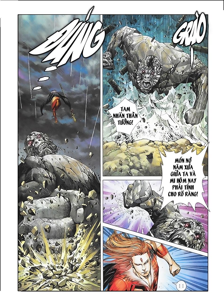 Tây Du chap 34 Trang 4 - Mangak.info
