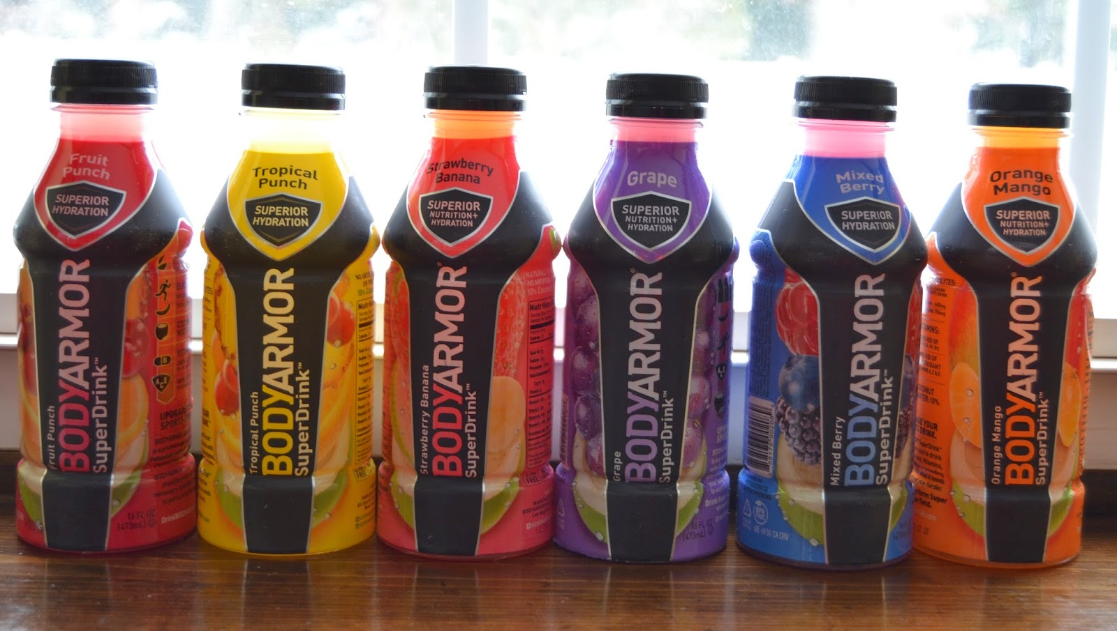 Body Armor Sports Drink