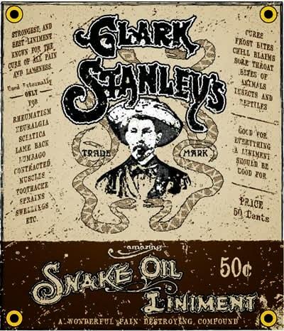 snake oil cards pdf