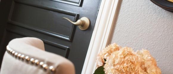 Refinishing Antique Brass Door Knobs
