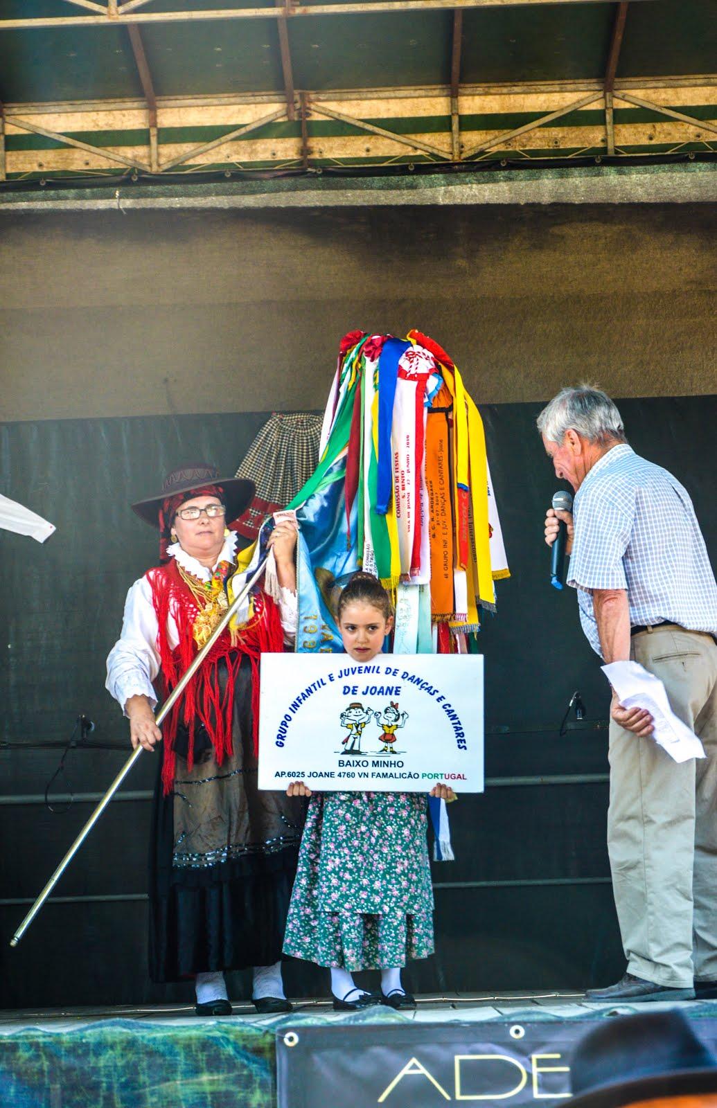 """XXVI Festival Internacional de Folclore - Rancho Folclórico """"Os Moleirinhos do Gadanha"""""""