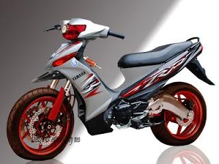 Gambar modifikasi motor Vega R
