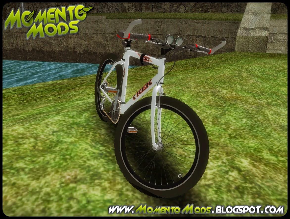 GTA SA - Bicicleta Trek 800