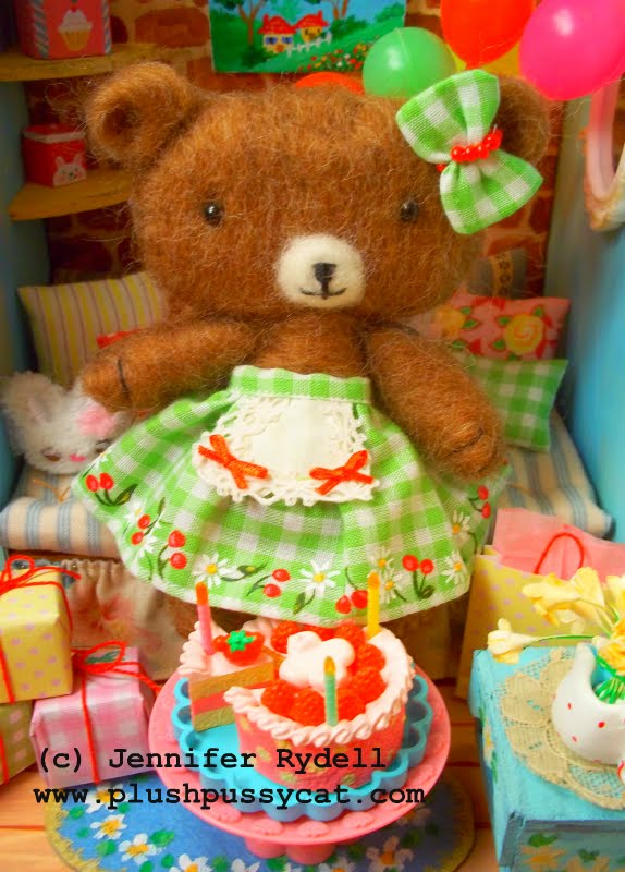 """Sophie the Birthday Bear"""