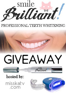 MissKaTV's Smile Brilliant Giveaway [INTERNATIONAL]