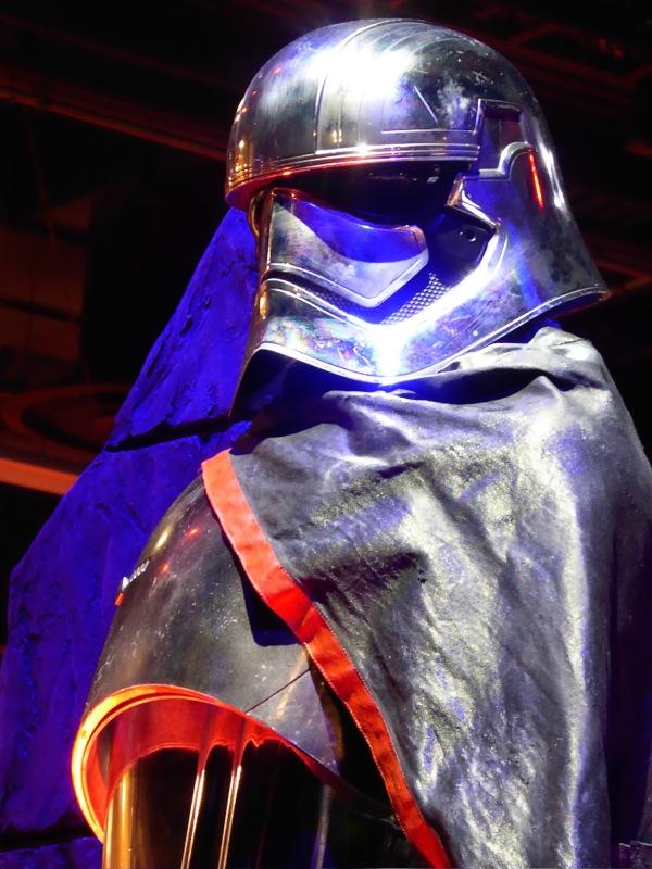 Captain Phasma Star Wars Force Awakens helmet