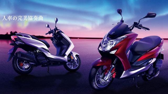 Yamaha SMAX đối thủ nặng ký của Honda PCX 150