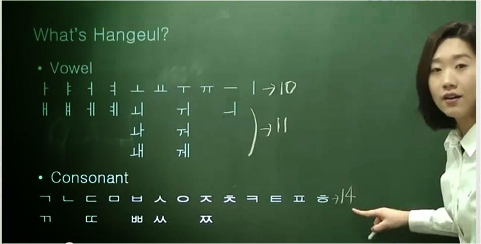 Gia sư tiếng Hàn khét tiếng nhất tại HCM