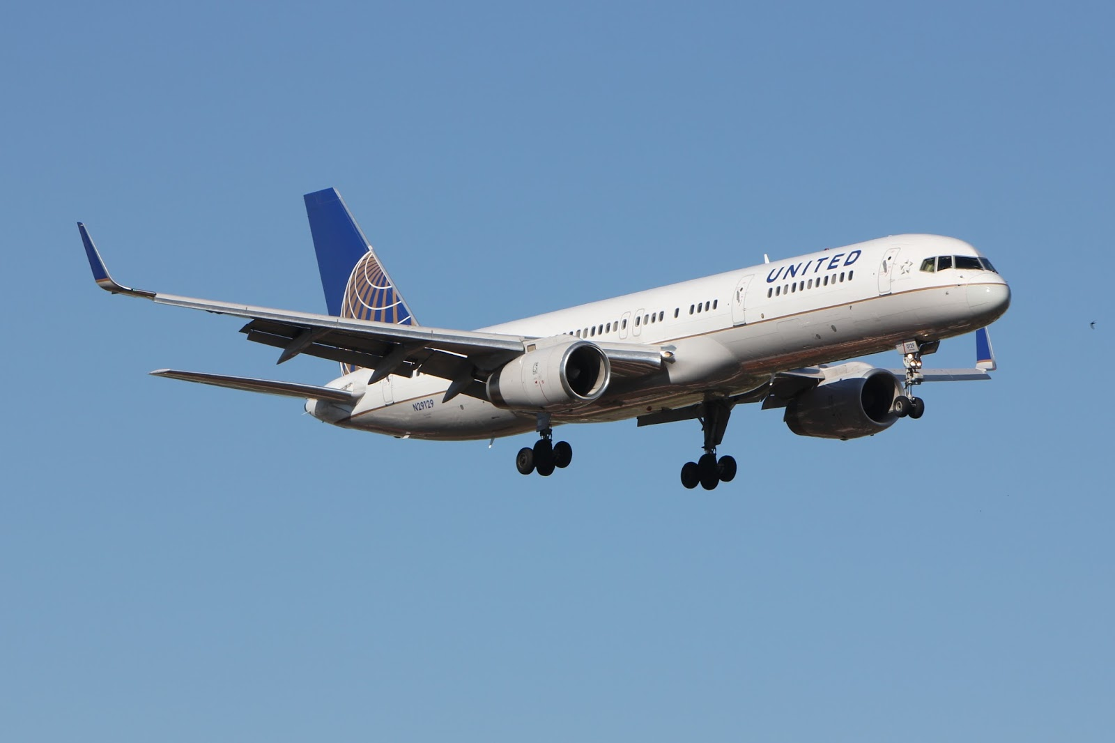 United airlines newark to newcastle