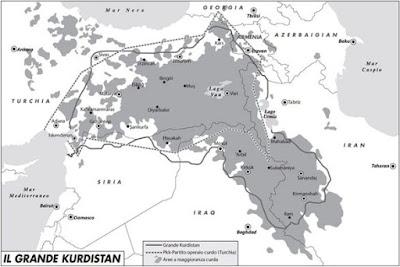 Guerra y paz en el Kurdistán