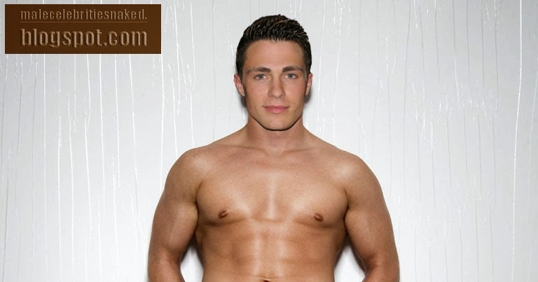 Colton Haynes Naked - The Male Fappening
