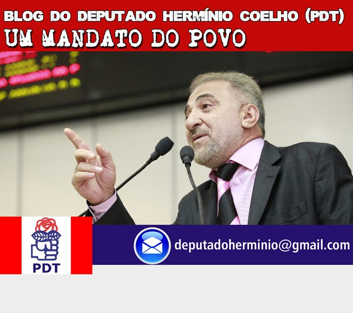 Deputado Hermínio Coelho (PDT)