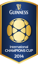 International Champions Cup 2014 Logo