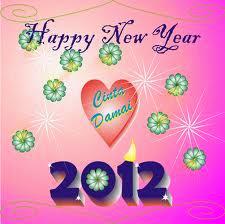 Tahun baru 2012 berikut kumpulan ucapan selamat tahun baru 2012