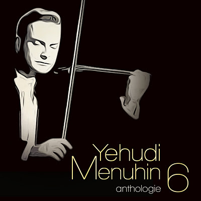 Anthologie Yehudi Menuhin audio cover