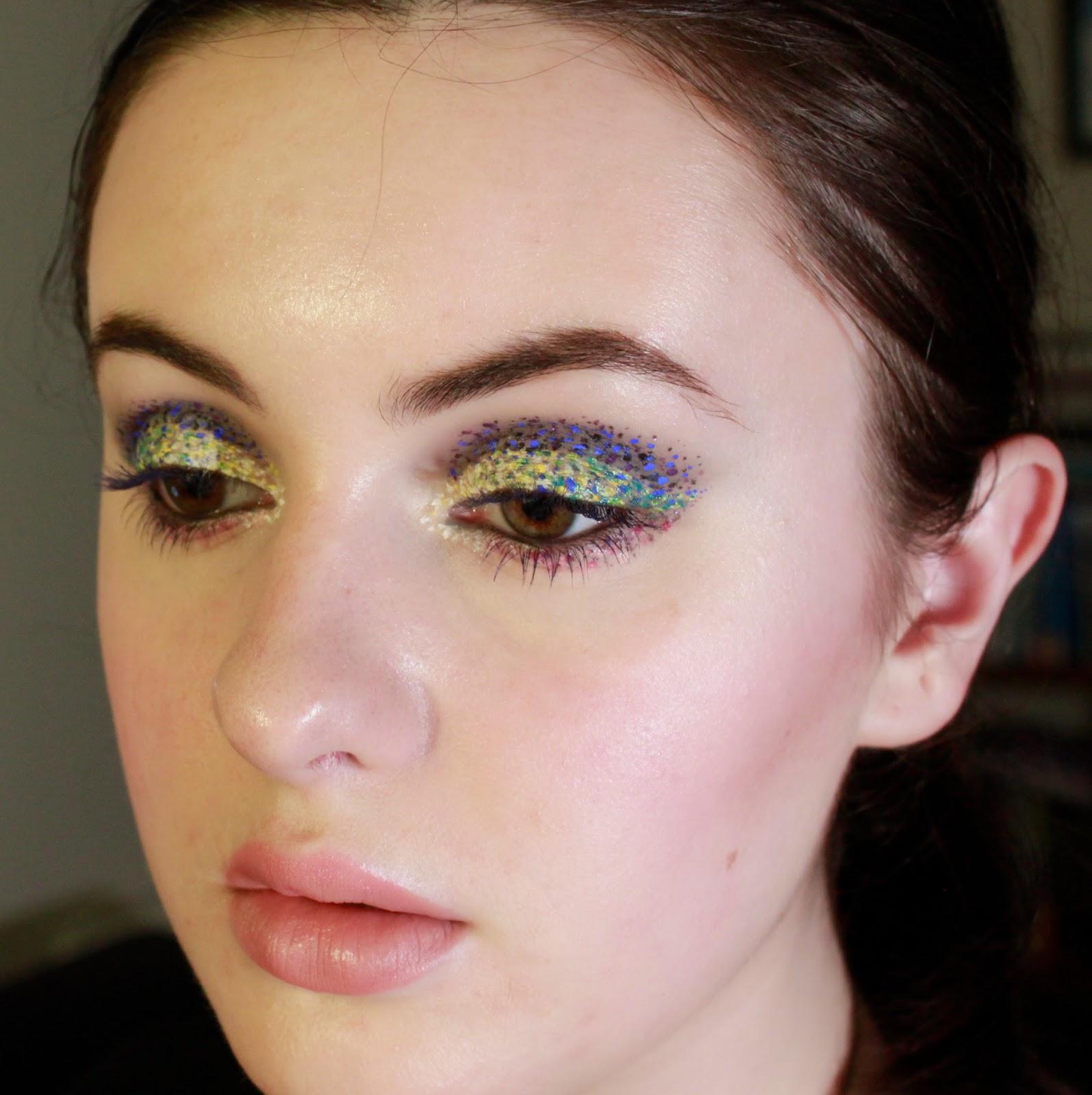 Looks - Eyeliner speckled tutorial video