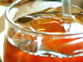 How to make ice tea