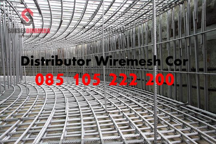 Distributor Wiremesh Polos Kirim ke Sidoarjo Jawa Timur