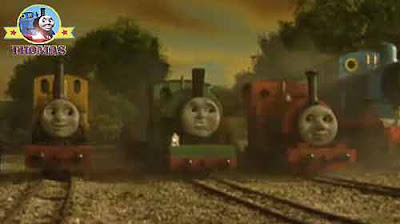 Thomas and friends Proteus train lucky engine found wonderful magic lamp the wishes would come true