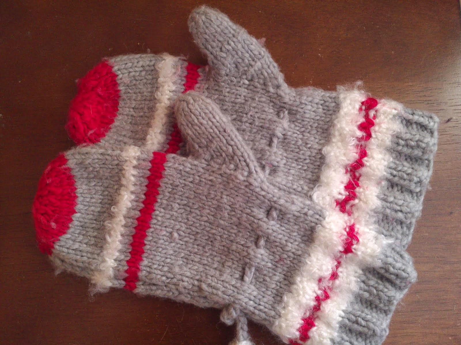 Cercle de fermi res le bizard tricoter des mitaines - Tricoter des mitaines facile ...