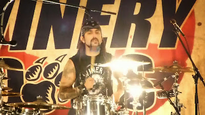 The Winery Dogs * Mike Portnoy @ Substage Karlsruhe, Germany
